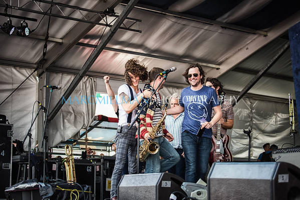 Revivalists @ Gentilly Stage (Fri 4/29/16)