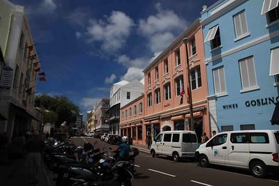 Hamilton Bermuda May 21