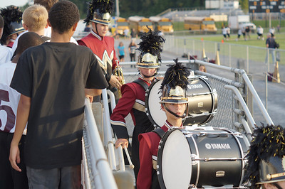 MZB at Home Game vs Freedom 9-14-2012