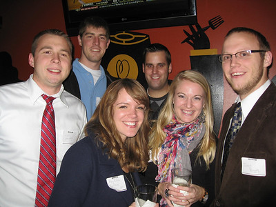 2011 Alumni Christmas Parties ~ Thanks for sending us your photos!!