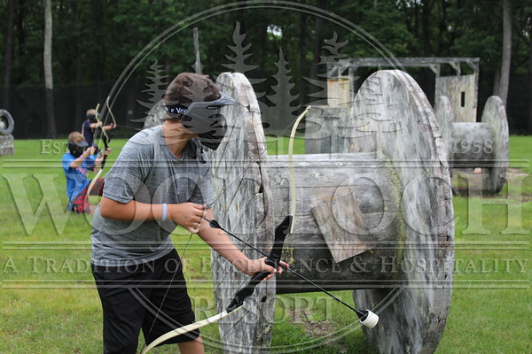 July 23 - Archery Tag