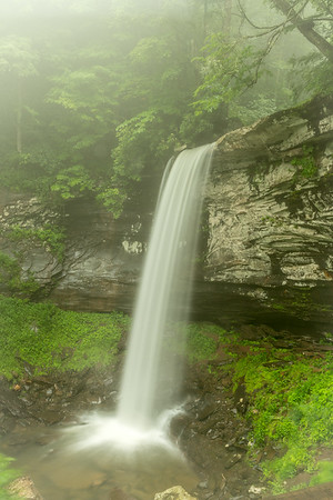 Falls of Hill Creek_WV