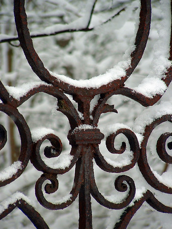 Snowy Lincolnshire