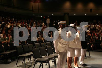 ROTC Ceremony