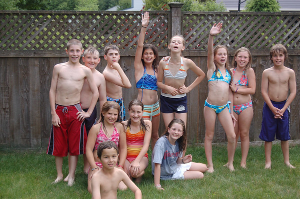 Fifth Grade, June 2006