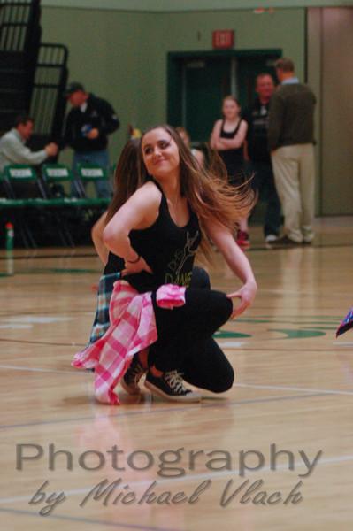 2015 Marysville BB Halftime Show