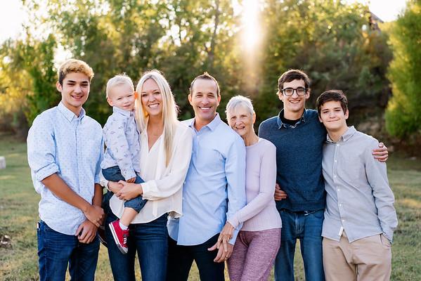 Andrus Family Fall 2019