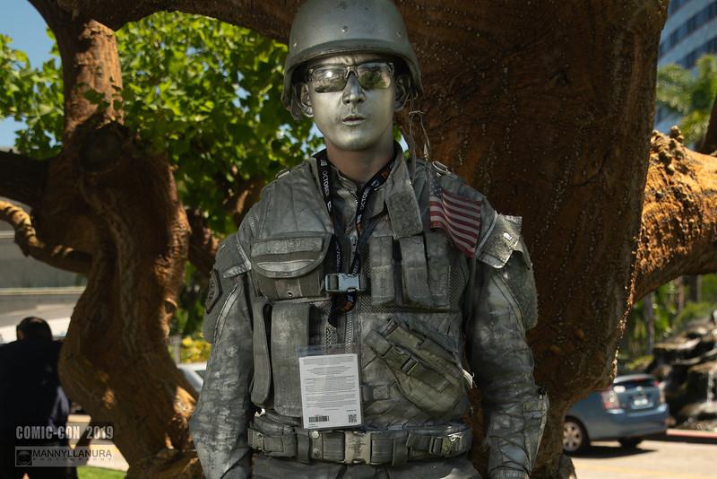Silver Soldier