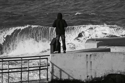 Skerries - Big Waves 13/02/2017