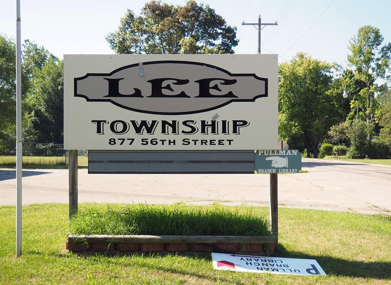 Lee Township Hall
