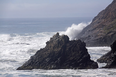 Ecola State Park and Indian Beach