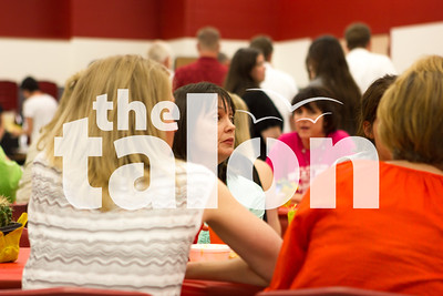 AISD End of Year Teacher Reception 2013