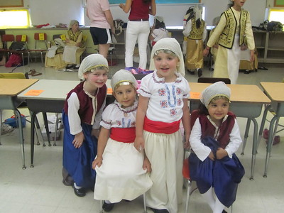 A Taste of Greece - HT Spring Festival- May 5, 2012