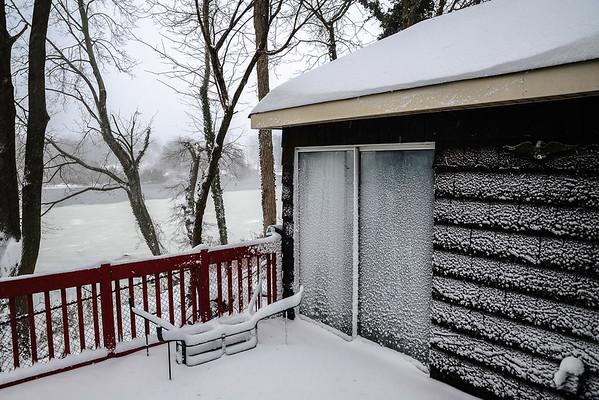 Winter storm Jonas January 23, 2016