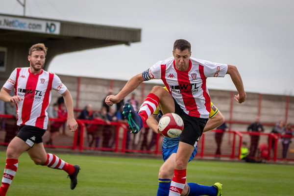 Witton Albion v Solihull Moors FA Cup Fourth Qualifying Round 2018/19