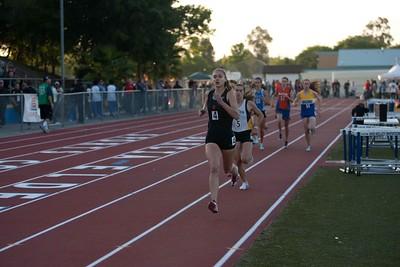 Girls 800 Meter Finals
