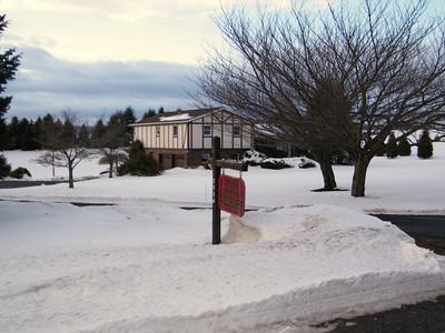 Snow Storm, Lehighton (2-26-2010)