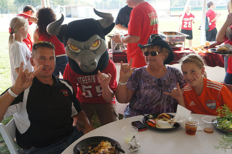 Lutheran-West-Longhorn-at-Unveiling-Bash-and-BBQ-at-Alumni-Field--2012-08-31-069.JPG