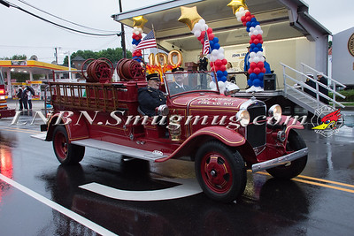 Syosset 100th Anniversary / 5th Battalion  Parade 6-20-15