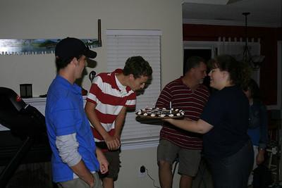 2007 September - Eric & Brennan's Birthday