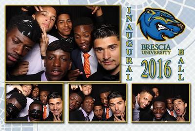 Brescia - SGA Inaugural Ball 2016