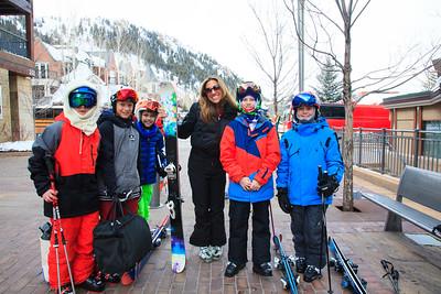 Middle School Ski Friday
