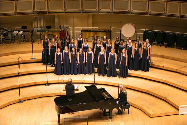 2. Ligon Middle School Vocal Ensemble