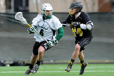 NCAA Lacrosse: Adelphi at Le Moyne; 4/5/14
