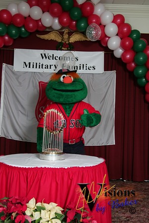 WALLY the Green Monster! - December, 2004