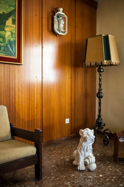 Old fashioned hotel, Guadalajara, Spain