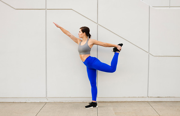 Tesa Fitness Shoot