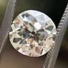 3.46ct Old European Cut Diamond GIA M, VS1 4