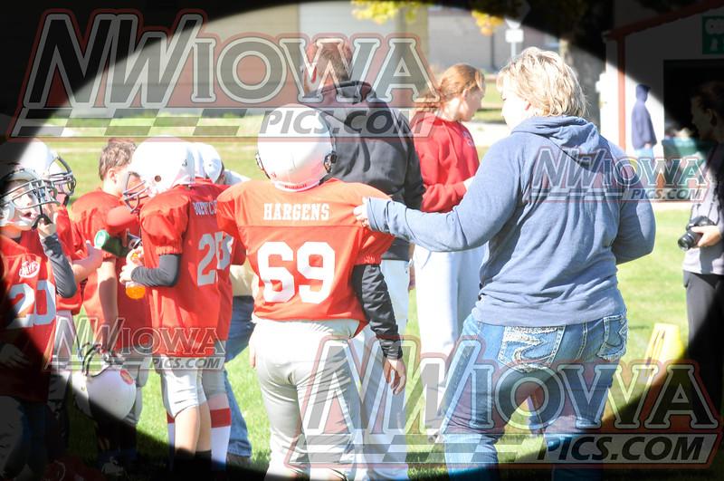 3rd&4th grade Little Rebels Football