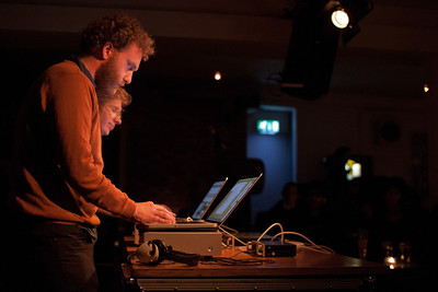 2012.01.20 : Icarus live at Cafe OTO (Album Launch)
