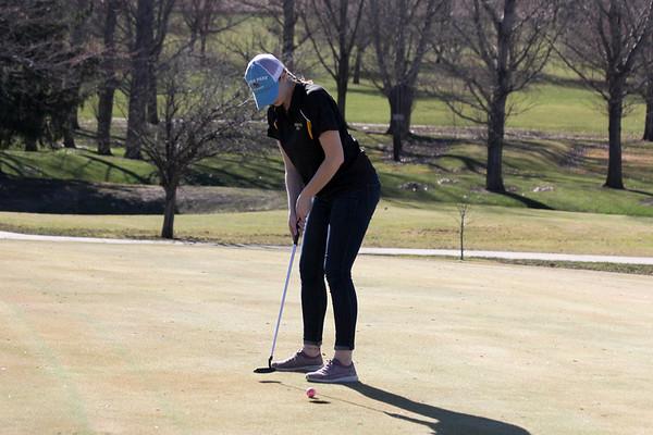 BH girls' golf at home meet 4-8-19
