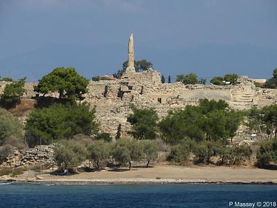 Brief Stops at Aegina 17 Sep 2018