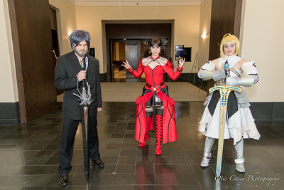 Anime Boston 2018 Friday Gallery