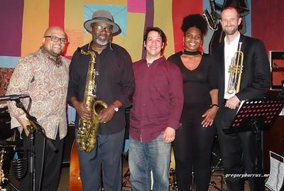 20170415 Oscar Perez Band Afro Cuban Fusion