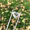 2.19ct Heart Portrait Cut Diamond, GIA J SI1 3