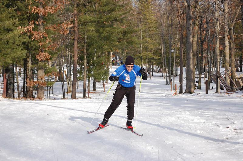 Tony Percha, Team NordicSkiRacer. Go Tony!
