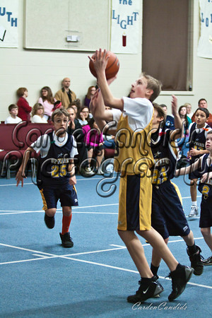 Upward Basketball Games - 2011