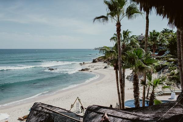 Cabo Surf - Christine and Ashlee