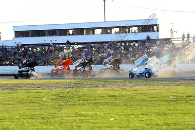 07/03/19 Empire Super Sprints at Can-Am Speedway