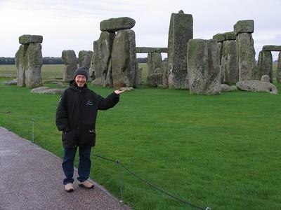 England November 2005
