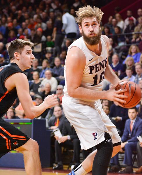 Penn vs Princeton