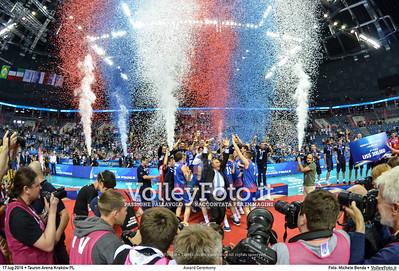 Award Ceremony #FIVBWorldLeague