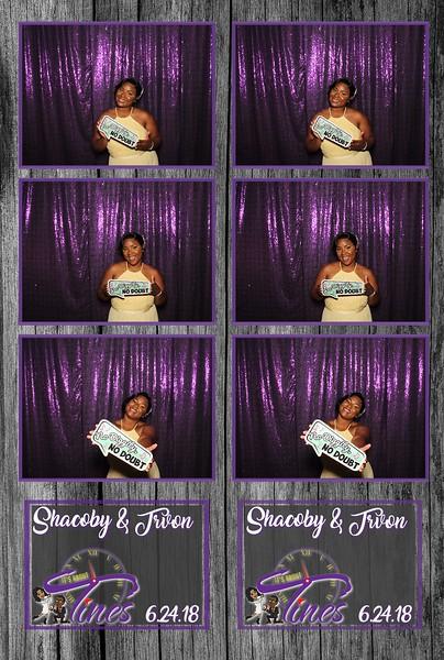 Shacoby & Trvon's Wedding (06/24/18)