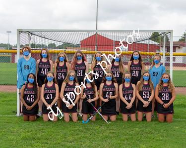 2020-08-31 Ballard Girls Field Hockey Team and Individuals