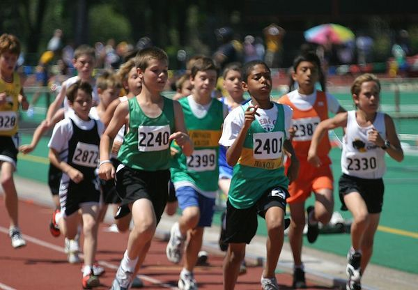 Pacific Association Youth Track & Field Championship Meet 2005