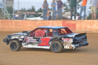September 15, 2012 County Line Raceway